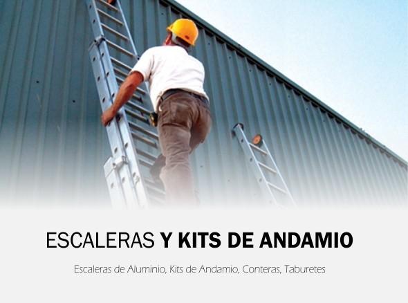 Escaleras y Kits de Andamio