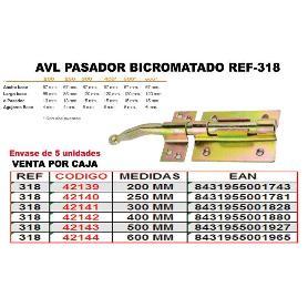 ANGULO WOLFPACK   60X60X20 BICROMATADO