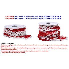 CONTERA PLASTICO REDONDA EXTERIOR BLANCA 18 MM BOLSA 200 UNIDADES